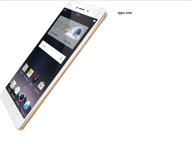 Oppo F1 launched in India: Key features & specifications