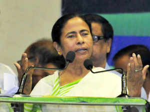 W B. C M Mamata Banerjee today asked district magistrates to ensure that development work doesn't get hampered after the Assembly polls are announced .