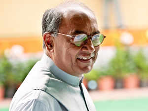"""Digvijay Singh, a former Madhya Pradesh Chief Ministera greed that the demolition was the then Prime Minister P V Narasimha Rao's """"biggest failure""""."""
