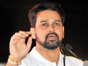 Delhi faces the prospect of losing the hosting rights of all its share of ICC World T20 matches, including the marquee semi-final, if the faction-ridden DDCA fails to procure the mandatory NOCs from competent authorities by January 31, BCCI secretary Anurag Thakur said today.