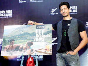 Tourism New Zealand has appointed Bollywood actor Sidharth Malhotra as a brand ambassador to connect better with the audience in India.