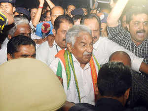 Hours after Kerala HC  stayed his order to register FIR against Kerala CM Oommen Chandy in the solar scam, and made strong observations against him, Special Judge S S Vassan today sought permission to take voluntary retirement.