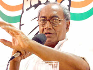 Digvijay Singh said that the decision to open the Ram Janmabhoomi site in Ayodhya was not made by late PM Rajiv Gandhi but based on a Court order.