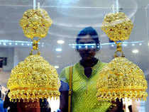 Standard gold (99.5 purity) dropped by Rs 250 to close at Rs 26,550 per 10 grams from Thursday's closing level of Rs 26,800.
