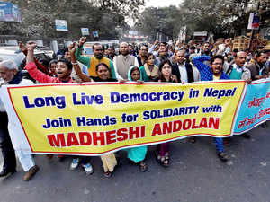 A Nepalese delegation, comprising members of the civil society and the Madhesi community, has rejected the constitutional amendments passed by their Parliament, saying it was done without taking them into confidence.