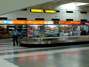 (Representative picture) More Indian travellers are buying at duty-free stores in local airports instead of overseas, attracted by discounts and a growing range of spirits and perfumes.