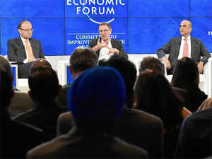 When Panagariya asked Roubini to present his view about the fall in exports in India, he said that three factors are behind for the current decline export.