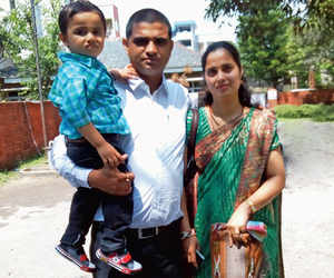 """""""I need assistance with my goals of purchasing a house and saving for our son's education and wedding,"""" says Parveen Kumar"""