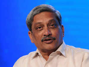 """In defence exports, we have almost removed all restrictions and in 2016 there will be even easier ways of exporting even higher level material,"""" Parrikar said."""