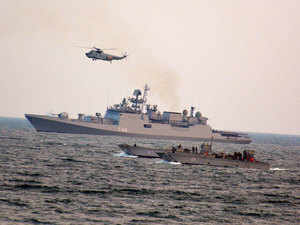 """54 countries have confirmed their participation. 24 warships from foreign countries and 24 foreign Naval chiefs will be attending IFR"", Naval sources said."