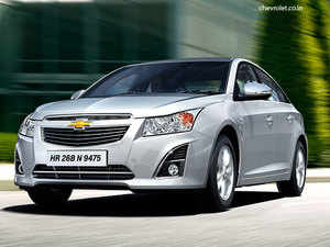 General Motors India Launches New Chevrolet Cruze Price Up To Rs