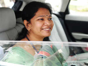 Kanimozhi said the people gathered in large numbers was a clear indiction that they wanted to install a DMK government in the state in the coming assembly polls.