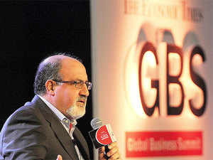 Nassim Nicholas Taleb, author of 2007 bestseller The Black Swan, today said India is not a fragile country because it is not centralised.