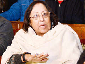 Union Minister of state for Minority Affairs Najma Heptullah said that Assam and Mizoram is not doing enough for the welfare of minorities.