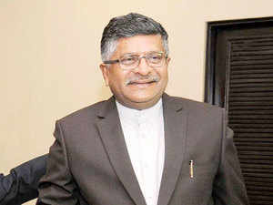 Mobile phone production in India has reached 100 million with leading companies setting up their manufacturing base in the country, Telecom Minister Ravi Shankar Prasad said today.