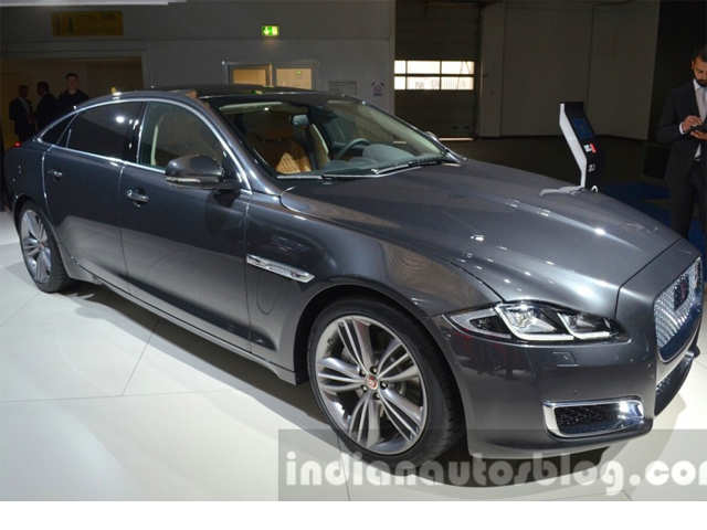 2016 Jaguar Xj Launched In India