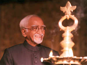 Vice President Ansari's  will be the first high-level visit from India since the establishment of diplomatic relations with Brunei in May, 1984.