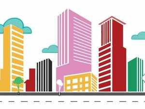First 20 cities to be turned into Smart Cities as part of the Modi government's ambitious urban modernisation programme
