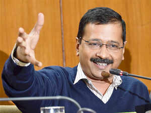 """Extending support to striking MCD workers demanding dues, Delhi Chief Minister Arvind Kejriwal today hoped that """"some solution"""" will emerge after the High Court hears the matter next week."""