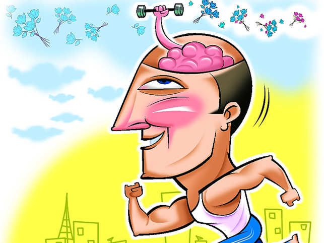 Genes that influence people's health also shape how effectively they think.
