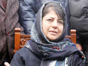 PDP president Mehbooba Mufti on Sunday told her party's core group that she was not averse to forming the government in Jammu and Kashmir.