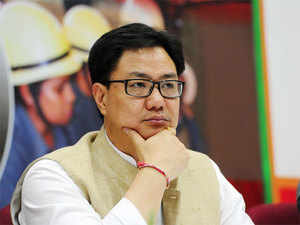Kiren Rijiju  said the country's security is the top priority of the Central government and it will not allow anyone to disturb the nation's peace and harmony.
