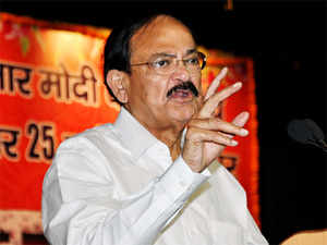 Venkaiah Naidu today said the Congress and its allies had imposed president's rule on several occasions when they were in power.