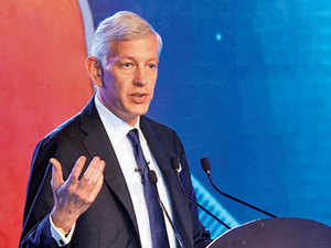 McKinsey MD Dominic Barton said that in all aspects of the business system, lot of enthusiasm is seen.