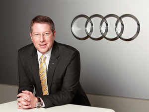 'For AUDI AG, India is a strategic focus market and one amongst six Technical Reference Markets globally apart from Germany, USA, China, Japan and Russia.'