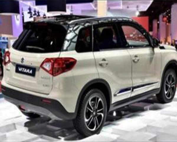 Maruti Suzuki Unveils Vitara Brezza At 2016 Auto Expo The Economic Times Video Et Now
