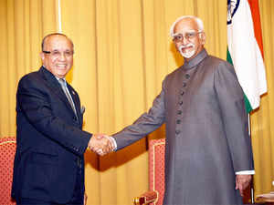 India, he said, is also keen to work with Brunei in setting up a fertiliser plant that would make use of the hydrocarbon resources available here.