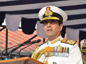 Dhowan says the nation is moving from a builder's navy to a designer's navy and would achieve 90% indigenisation on INS Kadmat, under construction in Kolkata.