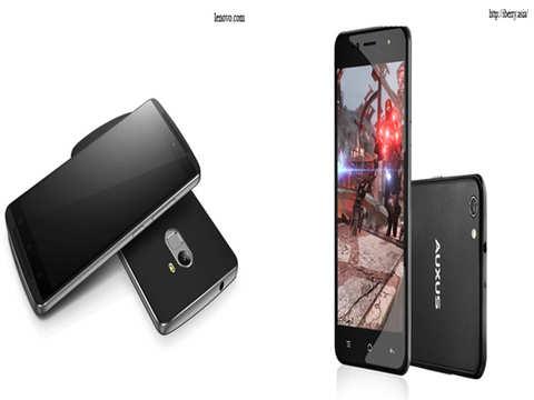 Camera - Comparison: iberry Auxus Stunner vs Lenovo K4 Note