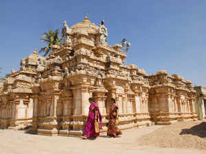 If one has to determine Bengaluru's age, the earliest evidence is inscribed in the Panchalingeshwara Temple located in Begur.
