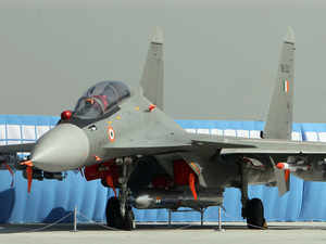 """""""The launch of BrahMos from Su-30MKI comprises several phases. Structural modifications have been carried out in the aircraft to integrate BrahMos on to it,"""" explained Mishra."""