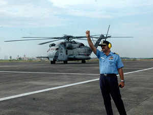 File photo: US warship Boxer LHD 4 during India-US joint Naval exercise in Goa.