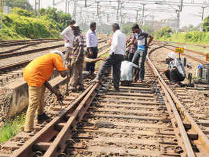 Web enabled Track Management System has been fully implemented in all railway divisions in the country to monitor track maintenance-related activities on a real-time basis, Railway Board Member (Engineering) V K Gupta said.