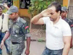 Sardana was arrested yesterday on suspicion, after he was found loitering at Vasco Railway station with five passports and a laptop.