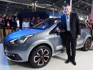 At the Auto Expo, Fiat created a new entry point with the Punto. The Linea 125S that is powered by a TJet petrol engine will be launched mid this year.