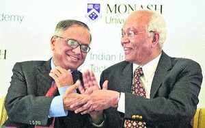 <b>When Two Great Minds Meet:</b> NR Narayana Murthy &amp;amp; RA Mashelkar<hr><a href=&quot;/quickiearticleshow/4833997.cms&quot; target=&quot;_blank&quot;><b>India's top 10 BPOs</b></a> |  <a href=&quot;/articlelist/13357270.cms&quot; target=&quot;_blank&quot;><b>More Infotech Stories</b></a> |  <a href=&quot;/articleshowpics/4927328.cms&quot; target=&quot;_blank&quot;><b>Performance of top IT cos</b></a> |  <a href=&quot;/articleshowpics/4762896.cms&quot; target=&quot;_blank&quot;><b>The rise of multinational IT in India</b></a> |  <a href=&quot;/quickiearticleshow/4568710.cms&quot; target=&quot;_blank&quot;><b>Key facts on India's IT industry</b></a>