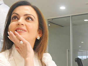 "Mumbai Indians team owner Nita Ambani said they went for bidding with ""serious intention"" of buying in the IPL players' auction and added the franchise wanted to back those who delivered last year."