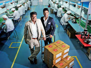 More than market share, Bansal appears fixated on revenue growth, and expects to close the year ended March 2016 with an over 100% growth in sales turnover, to Rs 8,000 cr.