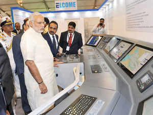 Modi said piracy, too, remains a strong challenge against the backdrop of Somali pirates targeting merchant vessels, including those of India.