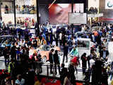 Auto Expo 2016: Motor Show witnesses record 1.3 lakh visitors on Sunday