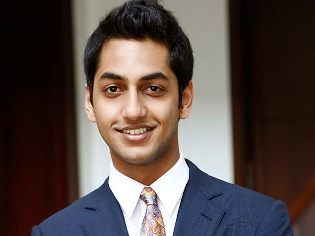 Sanjay Reddy's son Keshav does not believe in trivial apps that don't solve a problem.