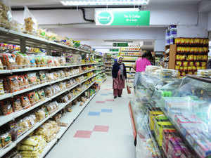 Monthly household shopping bills may soon rise with prices of some commodities hardening after almost a year in which rates held steady.