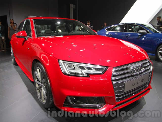 List Of New Cars Unveiled At The Auto Expo List Of New Cars - Audi cars in india price list 2016