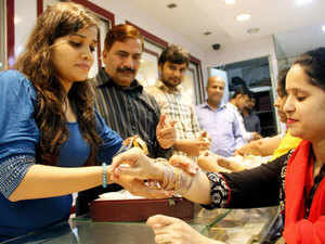 (Representative image) Over 300 associations of Jewellery trade will observe strike to protest against govt's ruling of imposing PAN Card proof on purchase of 2 lakhs and above.