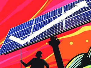 Solar accounts for less than 2% of the country's total installed power capacity and India has set a target of generating 100 GW of solar power by 2021-22.