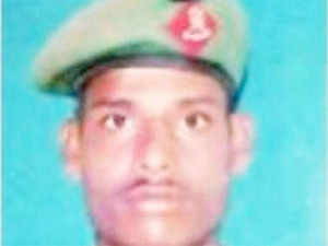 Hanumanthappa, who hails from Karnataka, was found alive yesterday, buried under 25 feet of snow for six days after an avalanche hit his post.